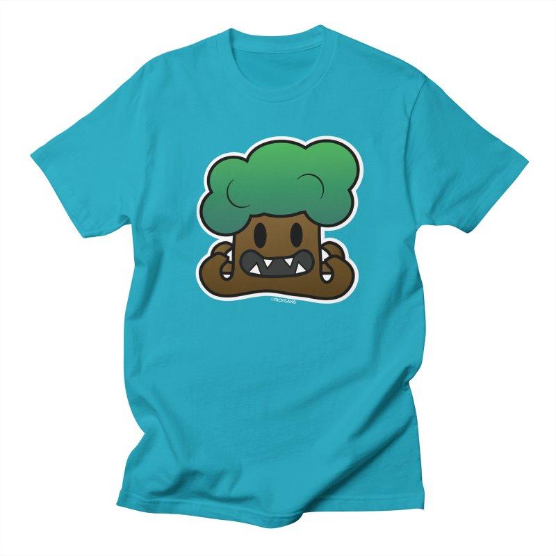 Jubokko Tree Monster by Rick Sans Men's Regular T-Shirt by Ricksans's Artist Shop