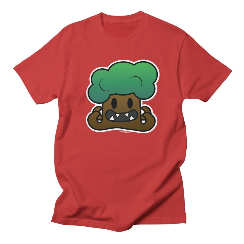 Jubokko Tree Monster by Rick Sans Men's T-Shirt by Ricksans's Artist Shop