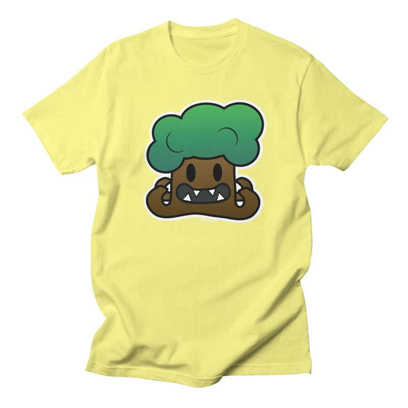 Jubokko Tree Monster by Rick Sans Men's Regular T-Shirt by Rick Sans' Artist Shop