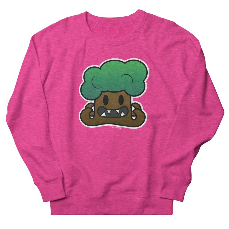 Jubokko Tree Monster by Rick Sans Women's Sweatshirt by Ricksans's Artist Shop