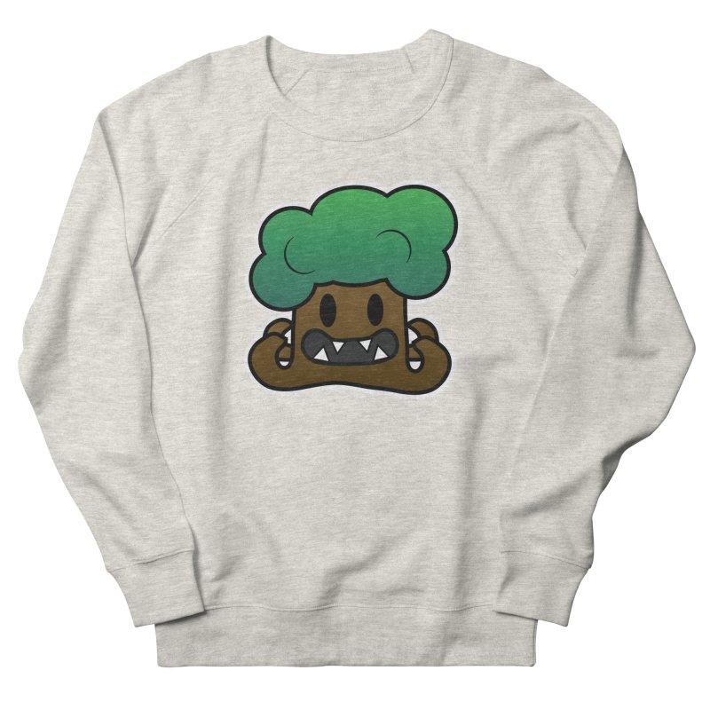 Jubokko Tree Monster by Rick Sans Men's French Terry Sweatshirt by Rick Sans' Artist Shop