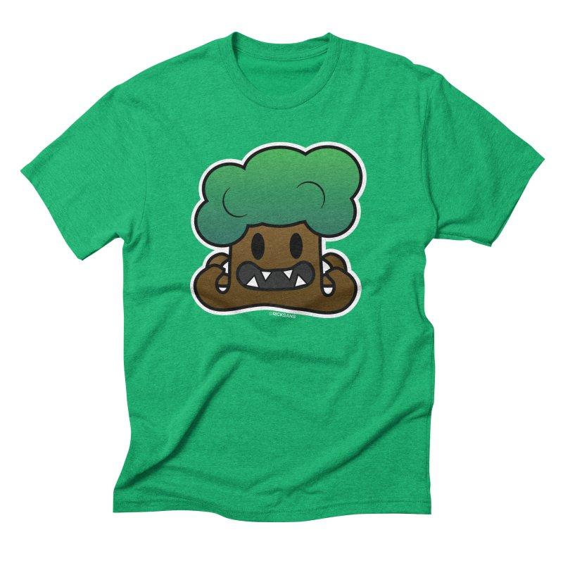 Jubokko Tree Monster by Rick Sans Men's Triblend T-shirt by Ricksans's Artist Shop