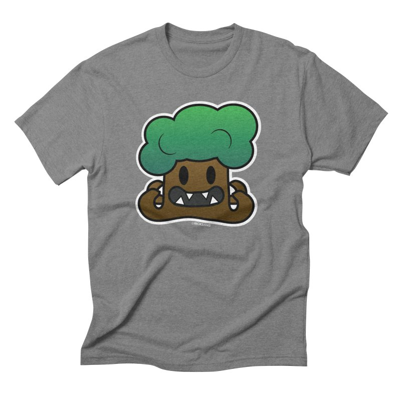 Jubokko Tree Monster by Rick Sans Men's Triblend T-Shirt by Ricksans's Artist Shop
