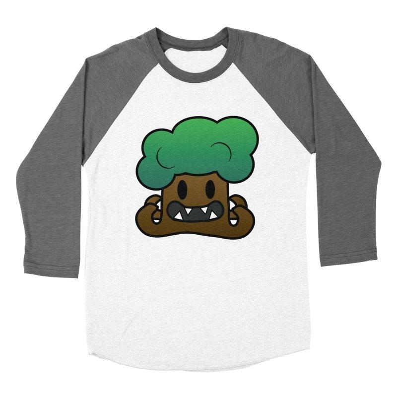 Jubokko Tree Monster by Rick Sans Women's Baseball Triblend T-Shirt by Ricksans's Artist Shop