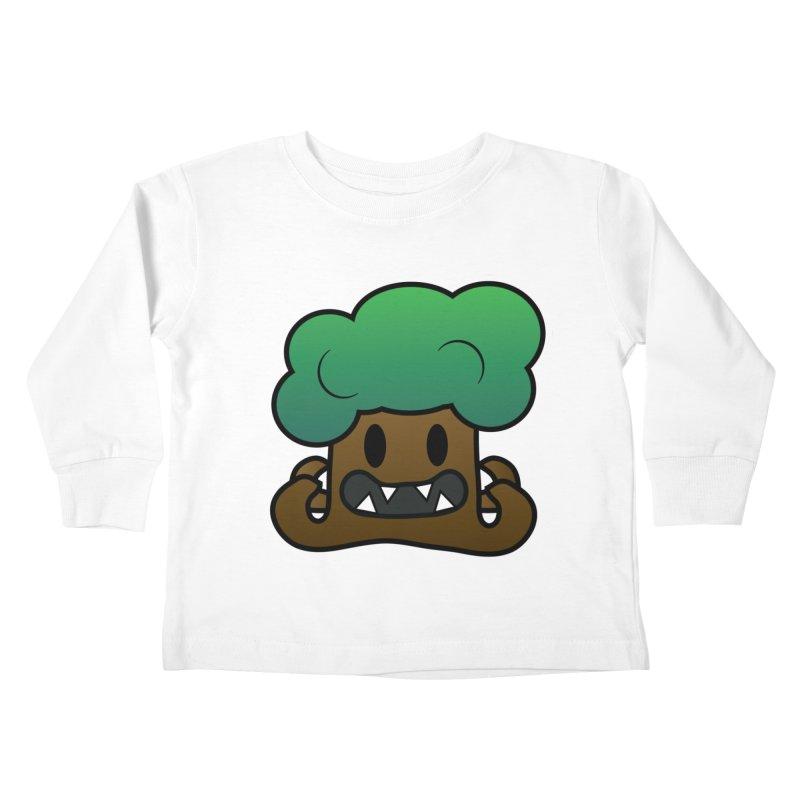 Jubokko Tree Monster by Rick Sans Kids Toddler Longsleeve T-Shirt by Ricksans's Artist Shop