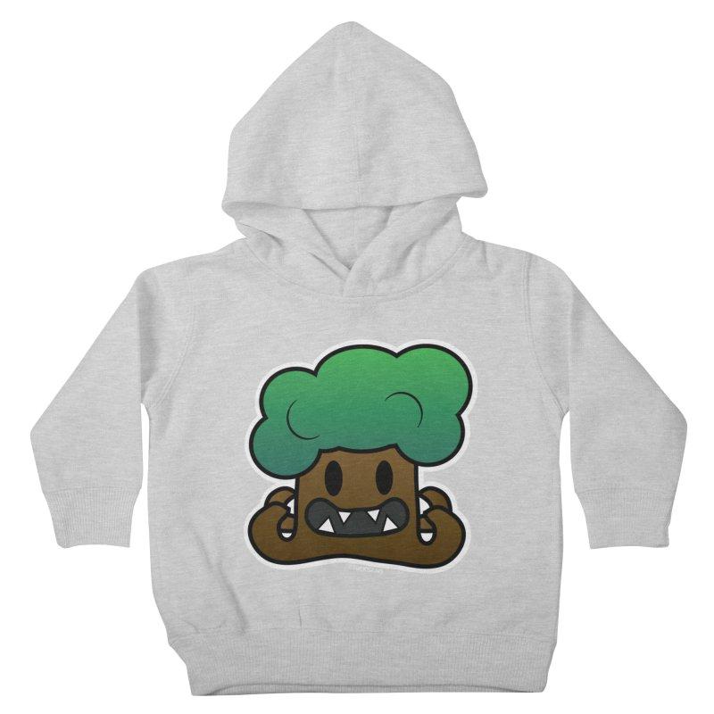 Jubokko Tree Monster by Rick Sans Kids Toddler Pullover Hoody by Ricksans's Artist Shop