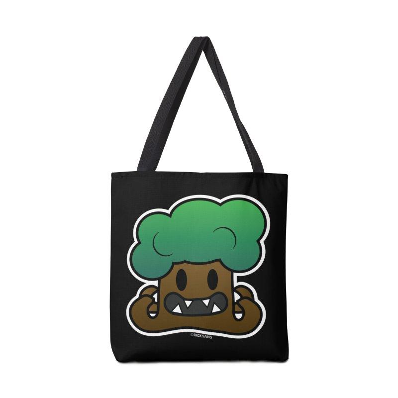 Jubokko Tree Monster by Rick Sans Accessories Bag by Ricksans's Artist Shop