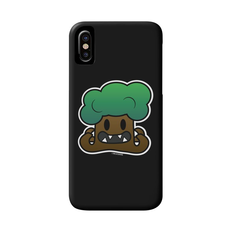 Jubokko Tree Monster by Rick Sans Accessories Phone Case by Rick Sans' Artist Shop