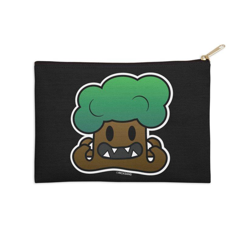 Jubokko Tree Monster by Rick Sans Accessories Zip Pouch by Ricksans's Artist Shop