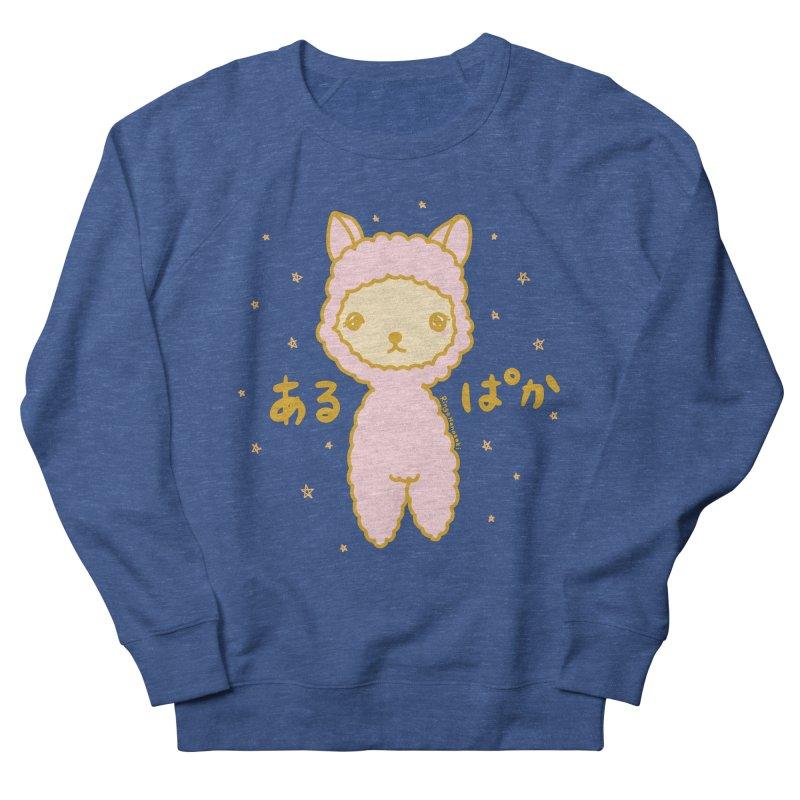 Kawaii Alpaca Women's Sweatshirt by RingoHanasaki's Artist Shop