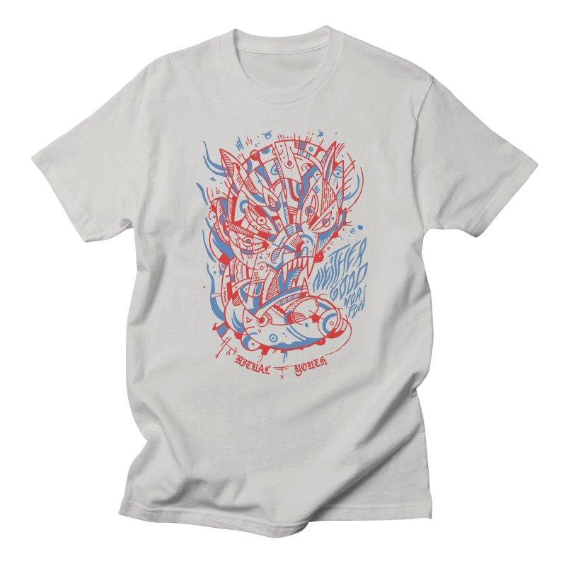 Neither Good Nor Fun (Disco) Men's T-Shirt by Ritual Youth
