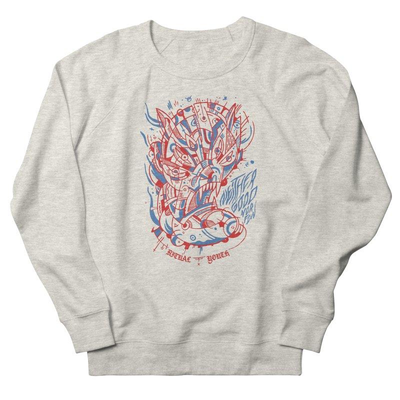 Neither Good Nor Fun (Disco) Men's Sweatshirt by Ritual Youth