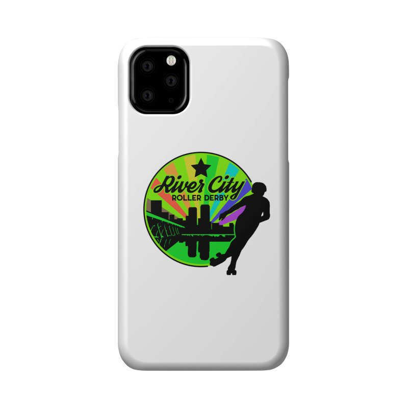 2019 Pride! Accessories Phone Case by River City Roller Derby's Artist Shop