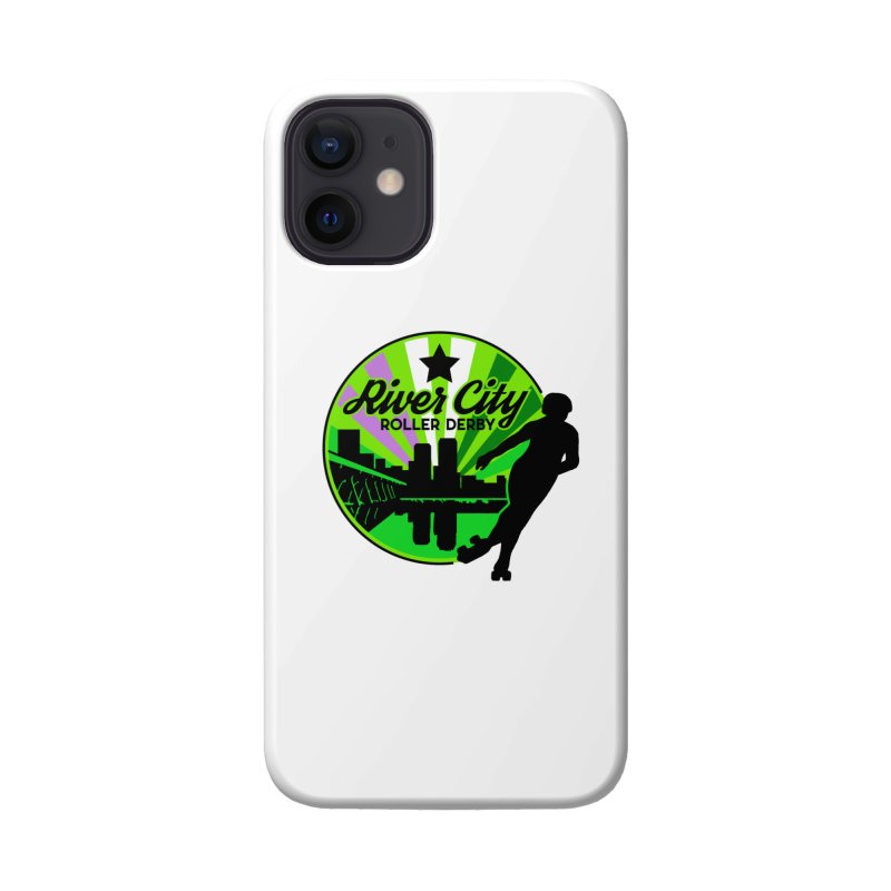 2019 Genderqueer Pride! Accessories Phone Case by River City Roller Derby's Artist Shop