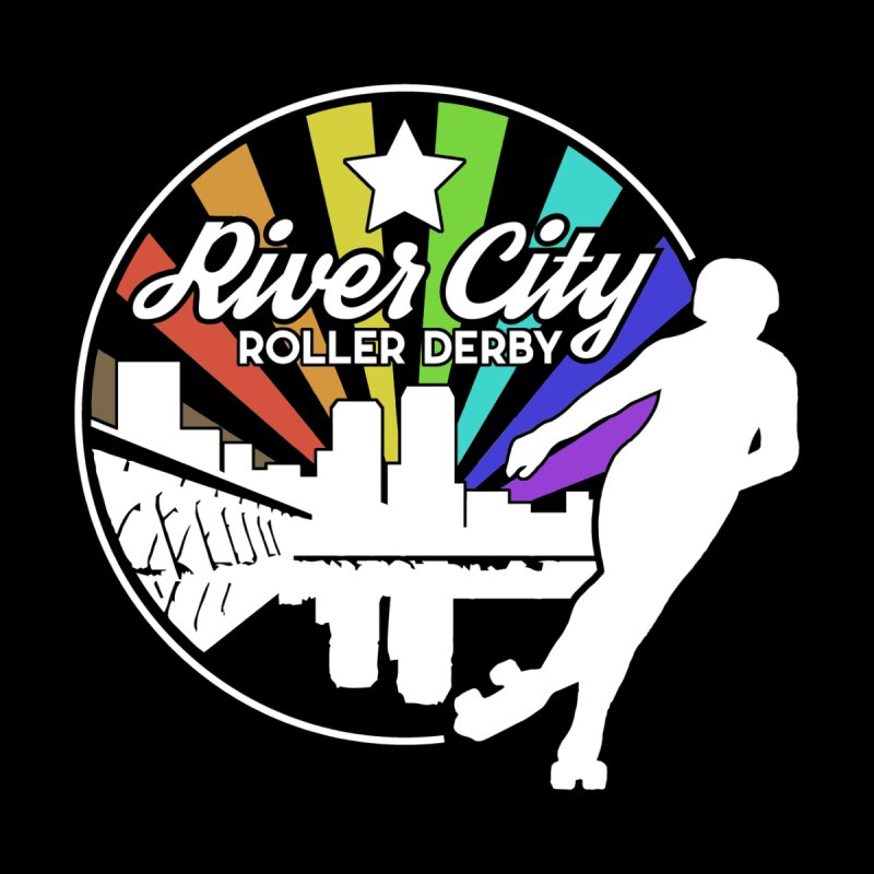 2019 Pride (alt) by River City Roller Derby's Artist Shop