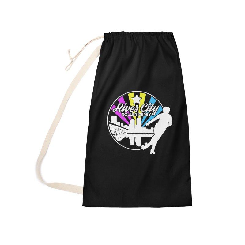2019 Pansexual Pride (alt) Accessories Bag by River City Roller Derby's Artist Shop