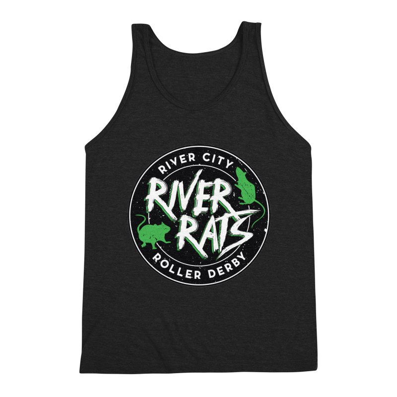 Men's None by River City Roller Derby's Artist Shop