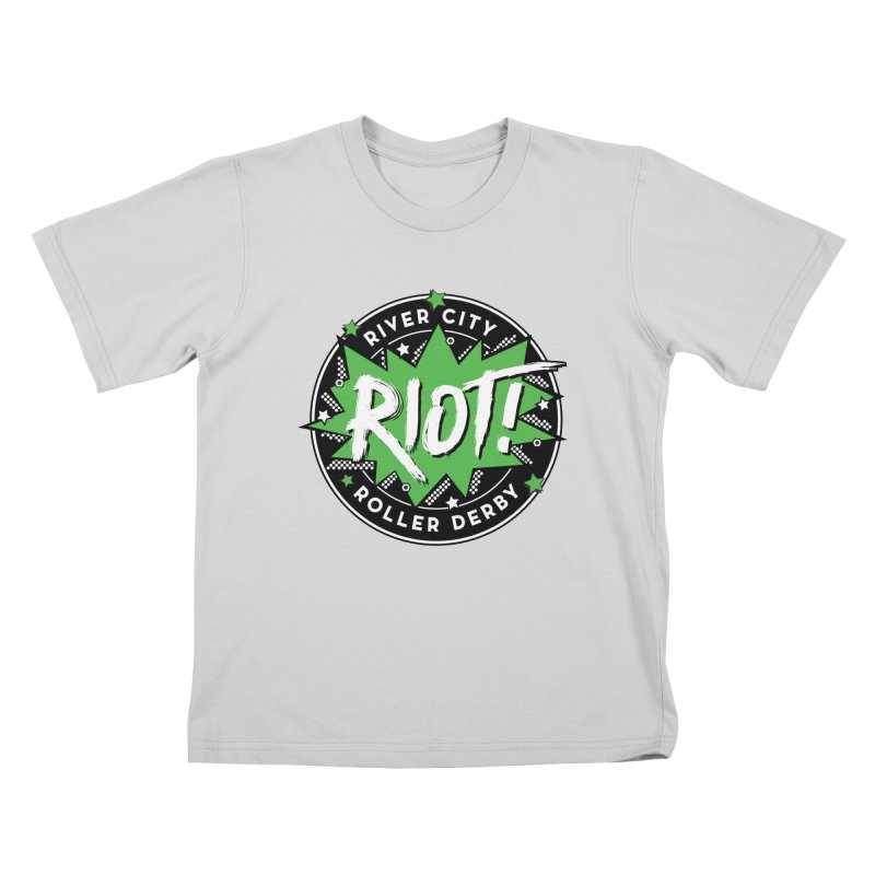 Kids None by River City Roller Derby's Artist Shop