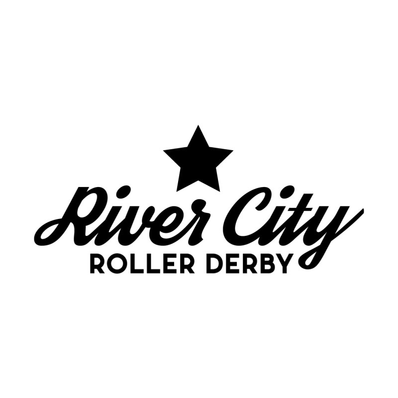 River City Roller Derby Accessories Water Bottle by River City Roller Derby's Artist Shop