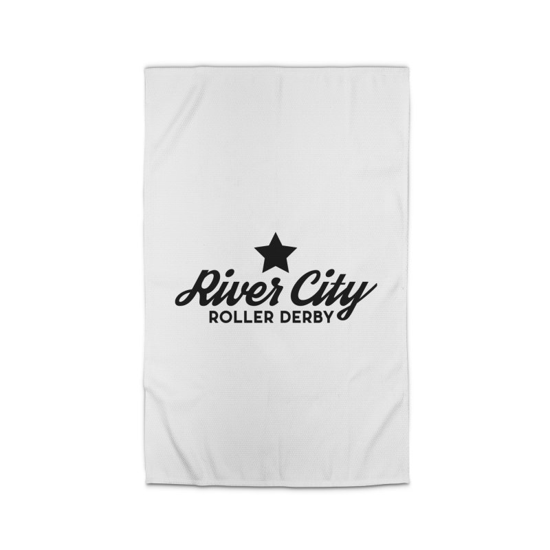 River City Roller Derby Home Rug by River City Roller Derby's Artist Shop