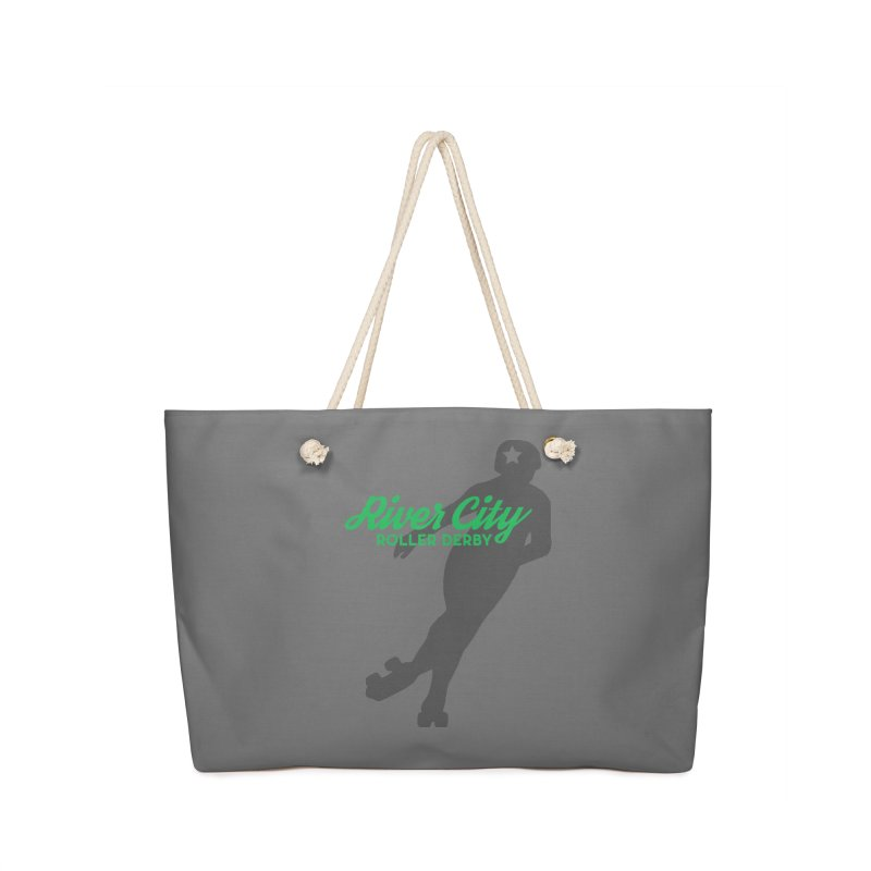 River City Roller Derby Skater Accessories Bag by River City Roller Derby's Artist Shop