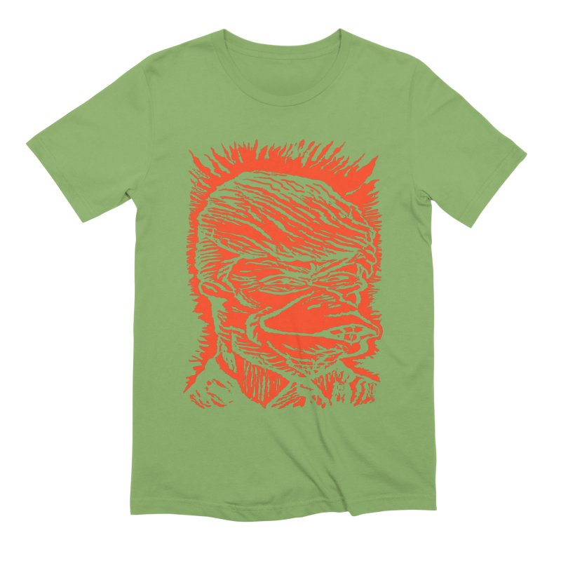 Freedom Gas T Men's Extra Soft T-Shirt by RobBoyleArt's Artist Shop