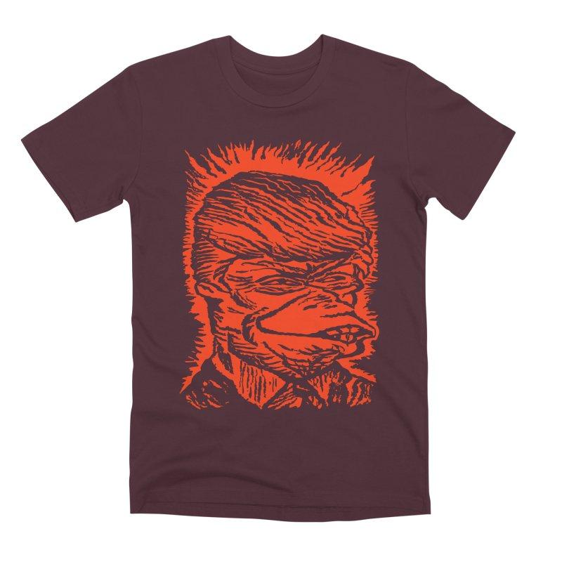 Freedom Gas T Men's Premium T-Shirt by RobBoyleArt's Artist Shop