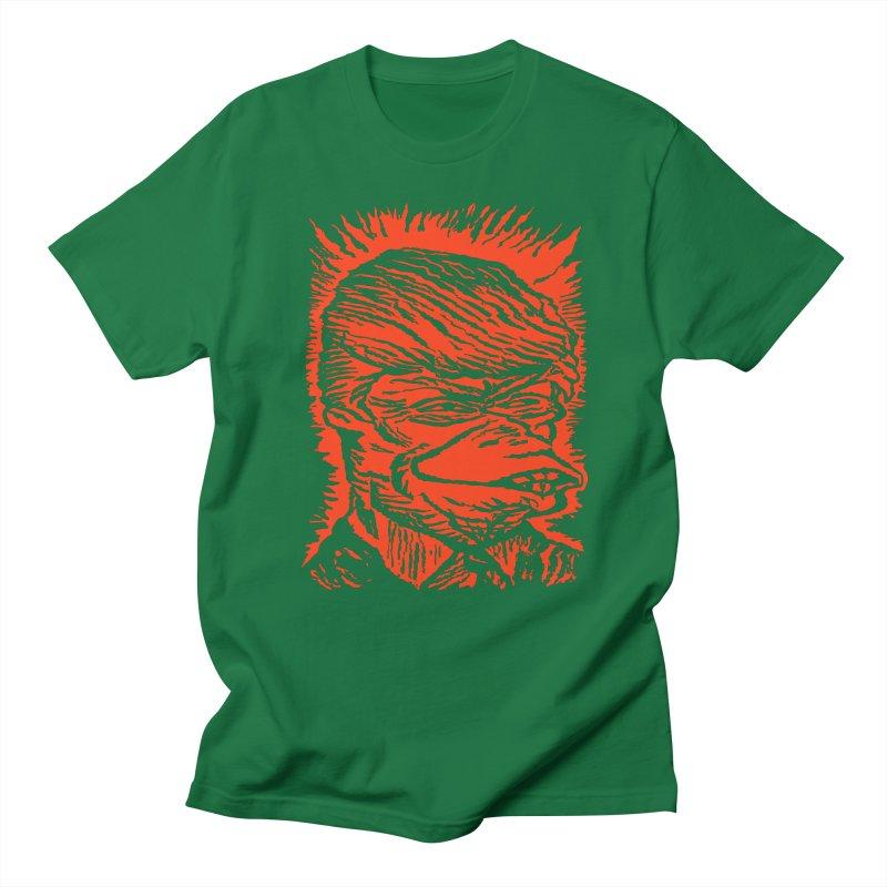 Freedom Gas T Men's Regular T-Shirt by RobBoyleArt's Artist Shop