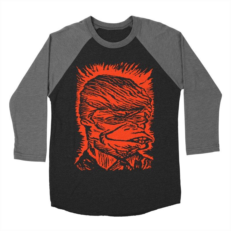 Freedom Gas T Men's Baseball Triblend Longsleeve T-Shirt by RobBoyleArt's Artist Shop