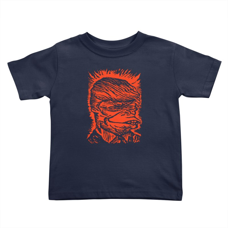 Freedom Gas T Kids Toddler T-Shirt by RobBoyleArt's Artist Shop
