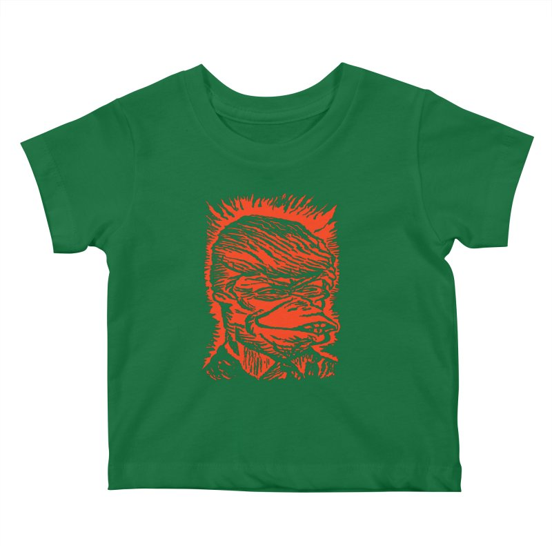 Freedom Gas T Kids Baby T-Shirt by RobBoyleArt's Artist Shop