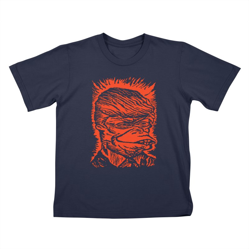 Freedom Gas T Kids T-Shirt by RobBoyleArt's Artist Shop