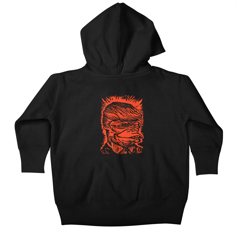 Freedom Gas T Kids Baby Zip-Up Hoody by RobBoyleArt's Artist Shop