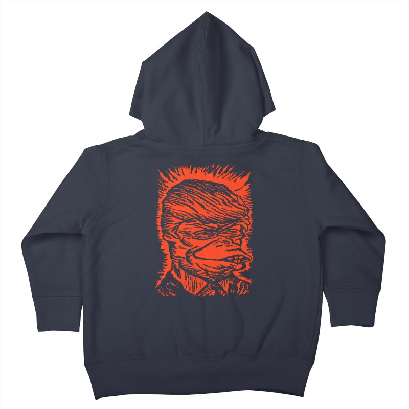 Freedom Gas T Kids Toddler Zip-Up Hoody by RobBoyleArt's Artist Shop