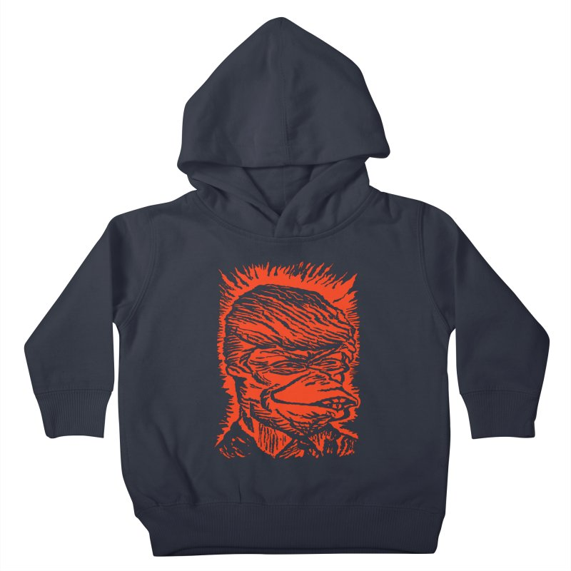 Freedom Gas T Kids Toddler Pullover Hoody by RobBoyleArt's Artist Shop