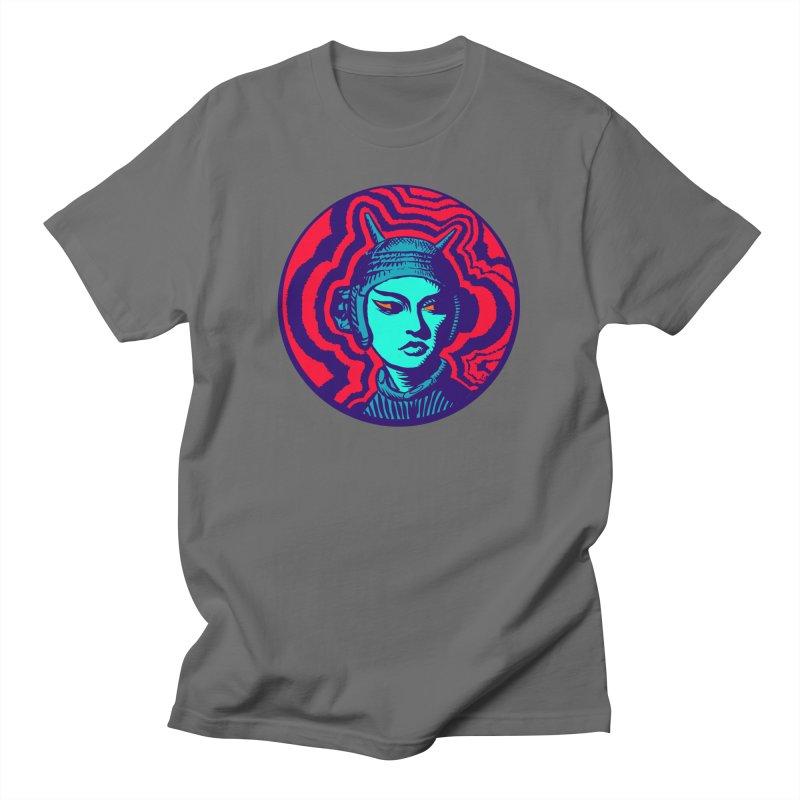 Kaiju Girl Men's T-Shirt by RobBoyleArt's Artist Shop