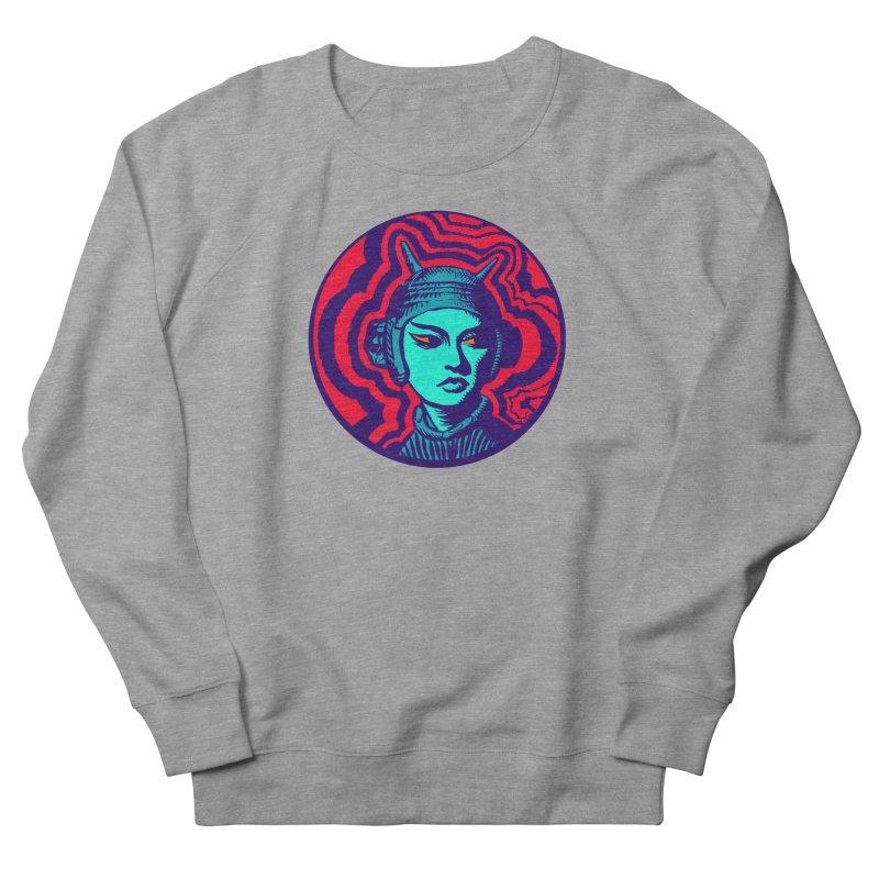 Kaiju Girl Men's French Terry Sweatshirt by RobBoyleArt's Artist Shop