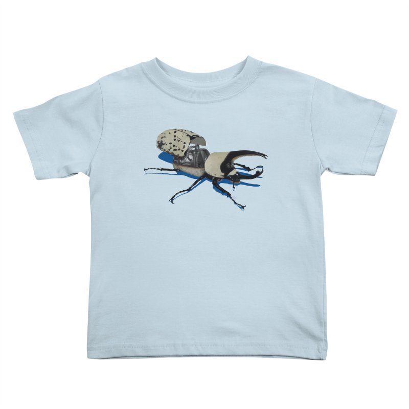 Bruce Kids Toddler T-Shirt by Bowenstuff: a collection of stuff by Robert Bowen