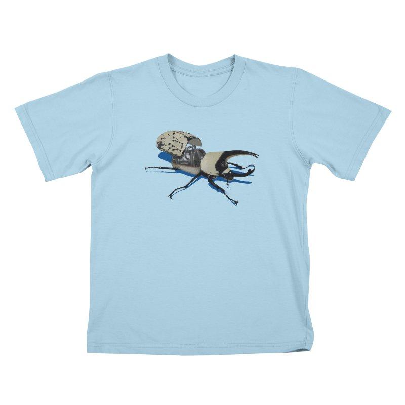 Bruce Kids T-Shirt by Bowenstuff: a collection of stuff by Robert Bowen