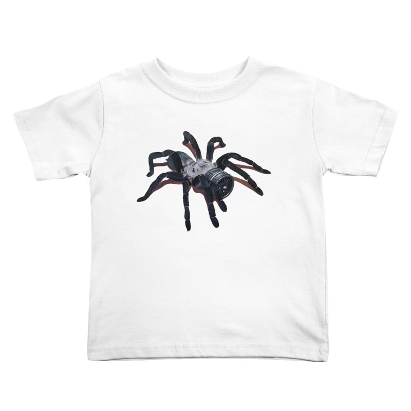 Charles Kids Toddler T-Shirt by Bowenstuff: a collection of stuff by Robert Bowen