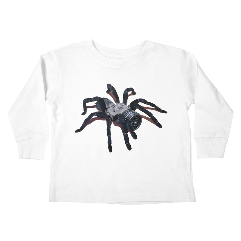 Charles Kids Toddler Longsleeve T-Shirt by Bowenstuff: a collection of stuff by Robert Bowen