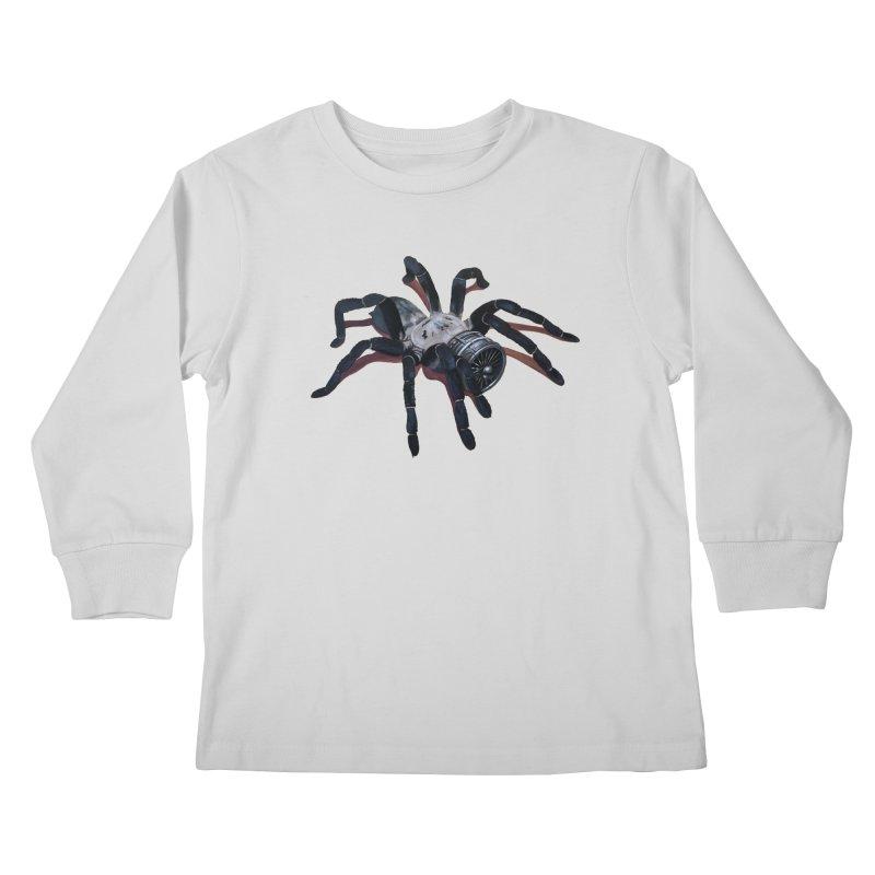 Charles Kids Longsleeve T-Shirt by Bowenstuff: a collection of stuff by Robert Bowen