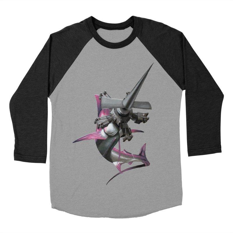 High & Dry Women's Baseball Triblend T-Shirt by Bowenstuff: a collection of stuff by Robert Bowen