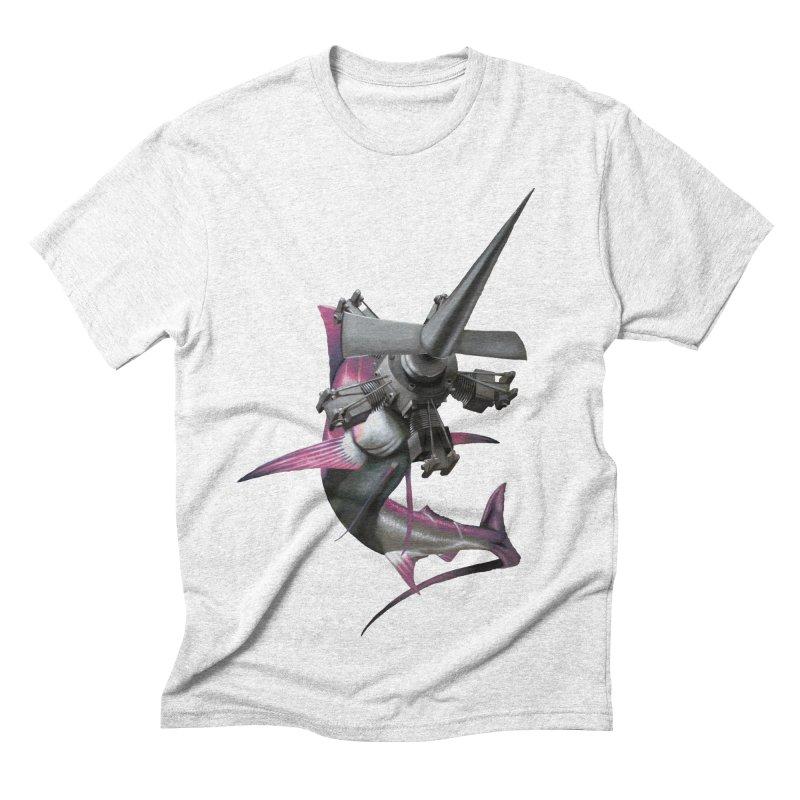 High & Dry Men's Triblend T-shirt by Bowenstuff: a collection of stuff by Robert Bowen