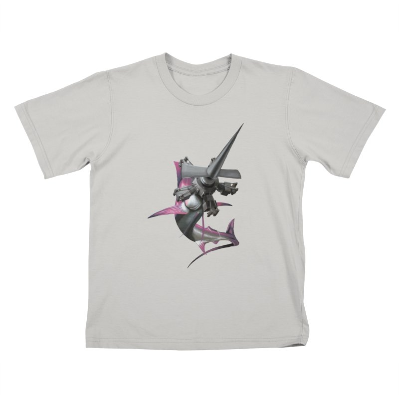 High & Dry Kids T-shirt by Bowenstuff: a collection of stuff by Robert Bowen