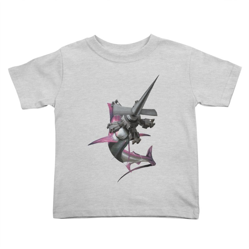High & Dry Kids Toddler T-Shirt by Bowenstuff: a collection of stuff by Robert Bowen