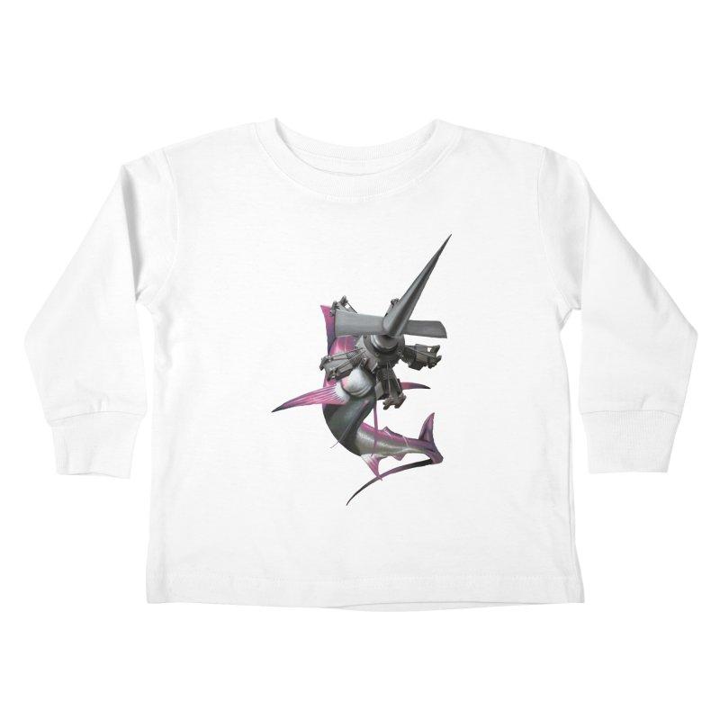 High & Dry Kids Toddler Longsleeve T-Shirt by Bowenstuff: a collection of stuff by Robert Bowen