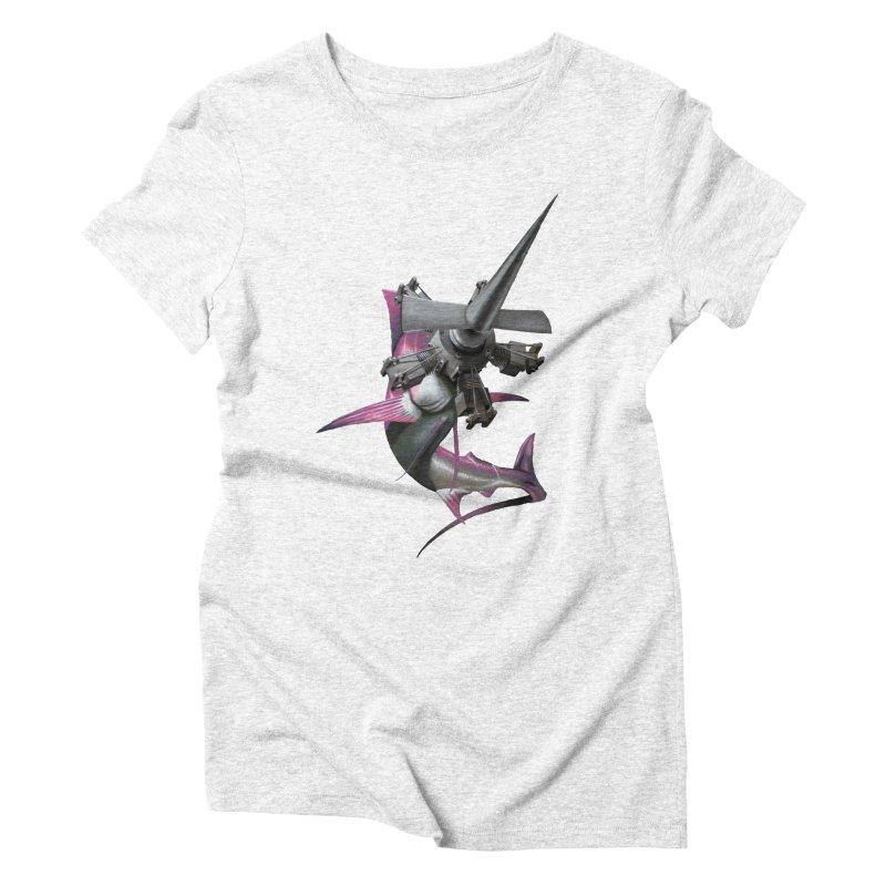 High & Dry Women's Triblend T-shirt by Bowenstuff: a collection of stuff by Robert Bowen