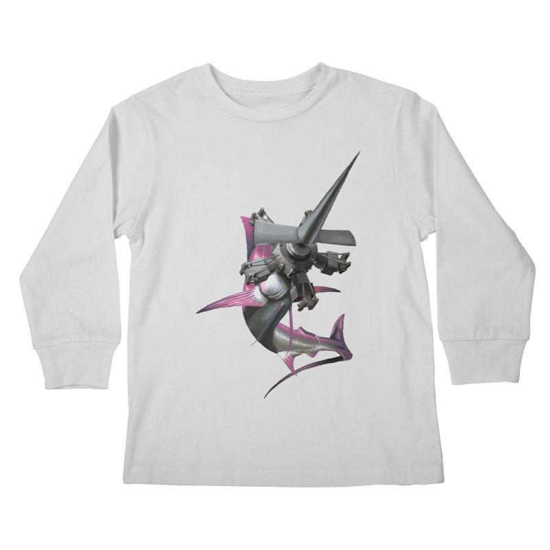 High & Dry Kids Longsleeve T-Shirt by Bowenstuff: a collection of stuff by Robert Bowen
