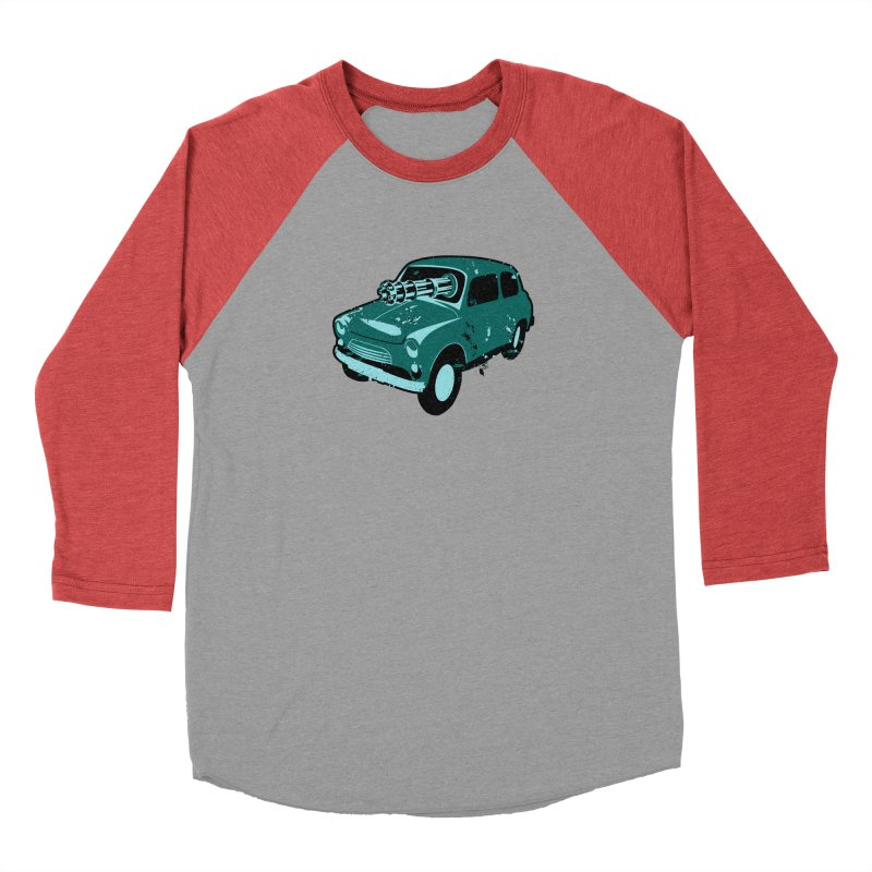 Driving Miss Crazy Men's Longsleeve T-Shirt by Robotchka Apparel